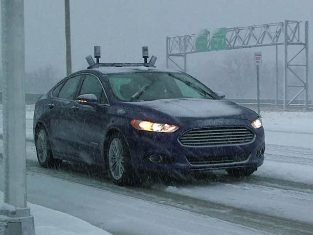 Video : MCity: Where The Self-Driving Cars Of The Future Are Tested