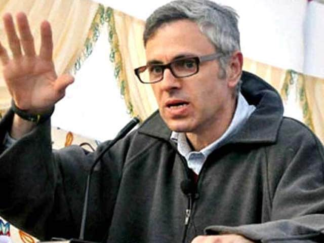 Video : Omar Abdullah Rejects Reports Of Tie-Up With BJP