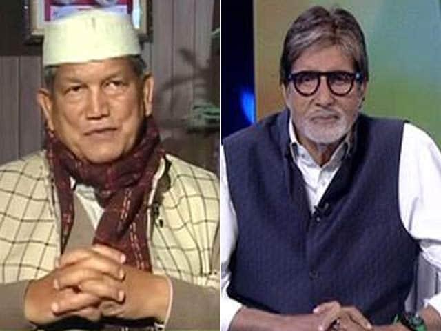 Video : Making Efforts to Clean Uttarakhand: Chief Minister Harish Rawat