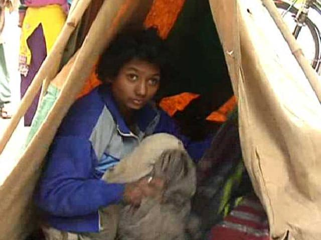Video : Shelters And Solace For The Homeless In Delhi's Winter Chill