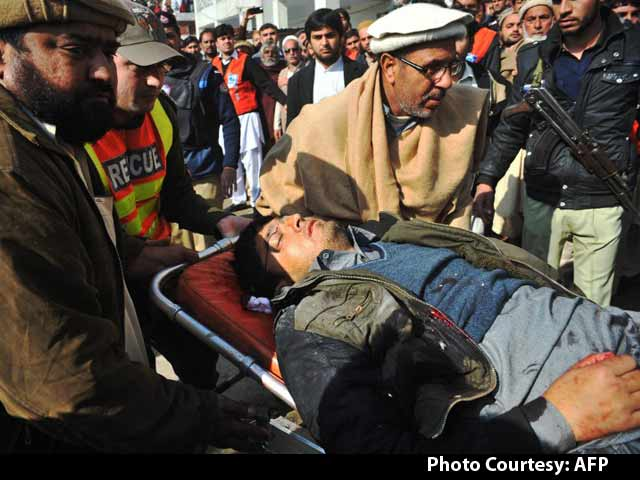 Video : 25 Killed In Pakistan University Attack, Pak Taliban Un-Claims It