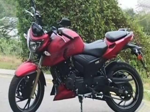 Video : TVS Apache RTR200 4V Review