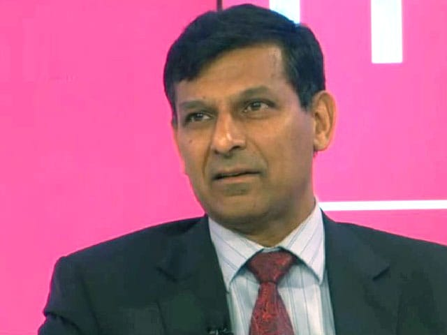 Video : We Are in a World of Make Believe, Says Raghuram Rajan on Market Rout