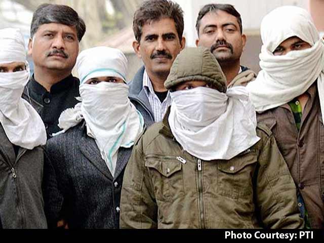 Video : 4 Arrested For Planning Big Attack For Delhi, Trains
