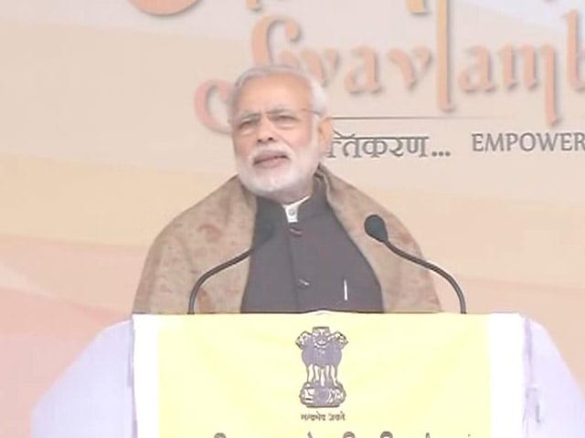 Video : 'We Are Constantly Thinking About Transforming Lives Of The Poor,' Says PM
