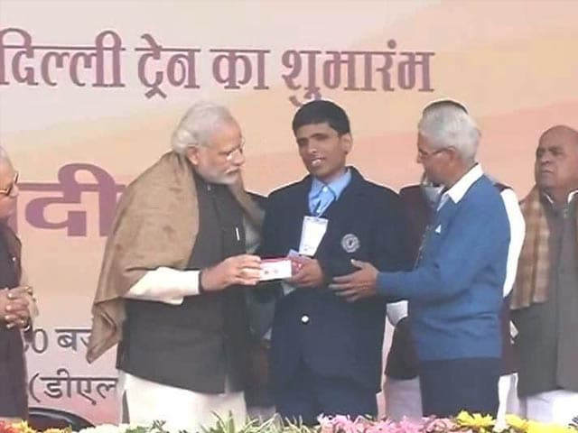 Video : 'Politics Aside, A Mother Lost Her Son': PM Modi On Rohith Vemula's Suicide