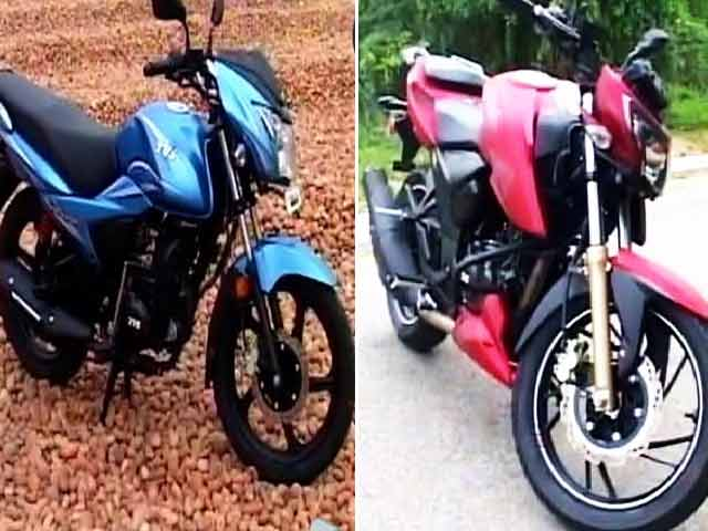 Video : What's New: TVS Apache RTR 200 4V & Victor