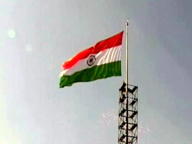 Video : रक्षा मंत्री मनोहर पर्रिकर ने रांची में फहराया देश का सबसे बड़ा, सबसे ऊंचा तिरंगा