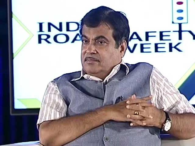 Video : Nitin Gadkari on How to Make India's Road Safer