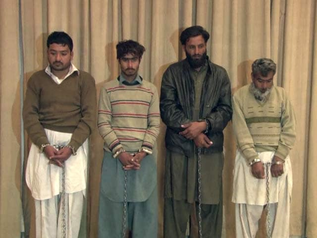 Video : Pakistan Arrests University Attack Suspects