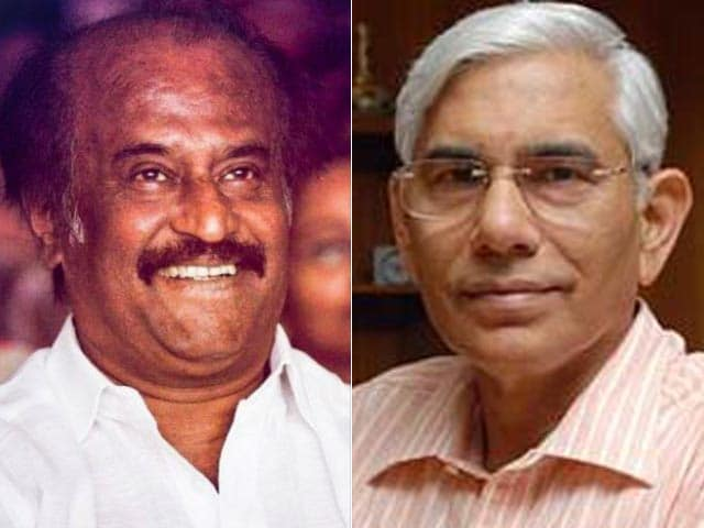 Video : Mind It. Padma Goes To... Rajinikanth, Vinod Rai, Dhirubhai Ambani...