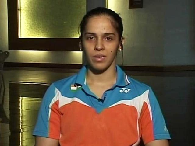 Video : Saina Nehwal 'Surprised' To Be Honoured With Padma Bhushan