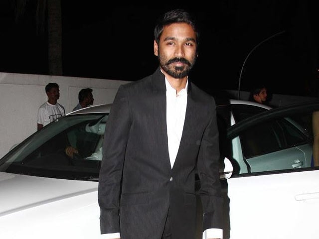 Yes, Dhanush Will be Stuck in a Cupboard With Uma Thurman
