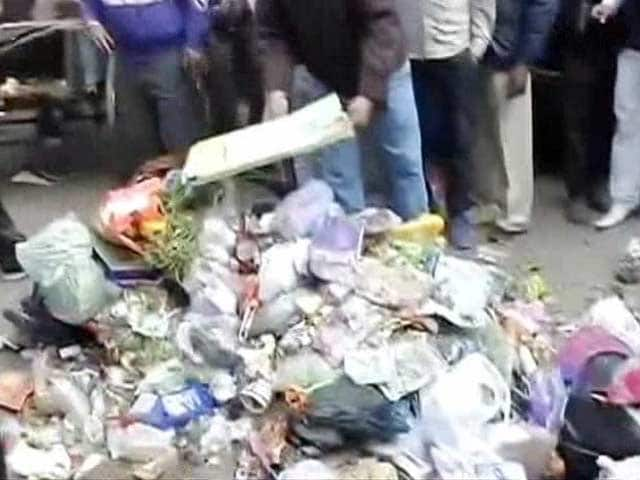 Video : This 'Gift' For Arvind Kejriwal's Minister Has Raised A Stink