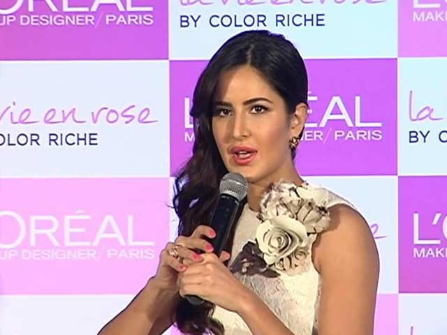 Mind Has Started Thinking Towards TV: Katrina Kaif