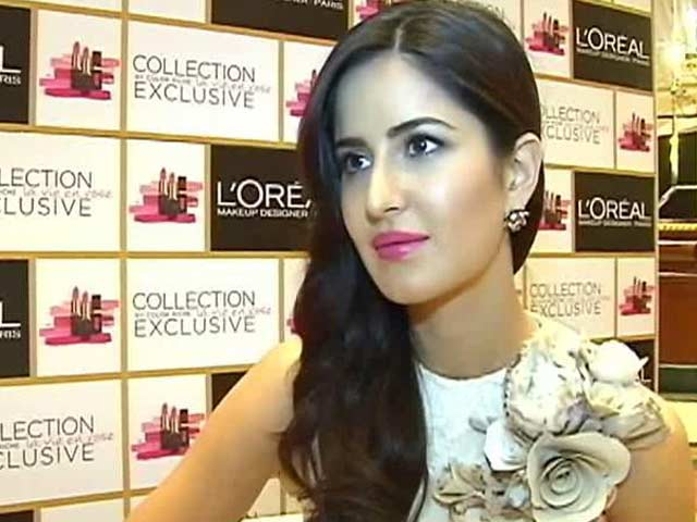 Video : Katrina Has 'Great Expectations' From This Celeb on Valentine's Day