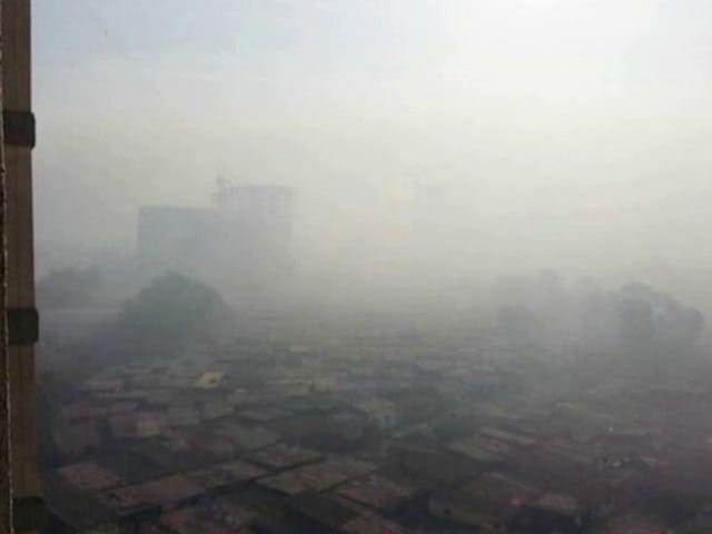 Video : For A Second Day, Mumbai Under A Thick Blanket of Smog