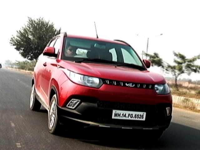 Video : Mahindra KUV100 Takes on Hyundai Grand i10 & TVS Victor in a New Avatar