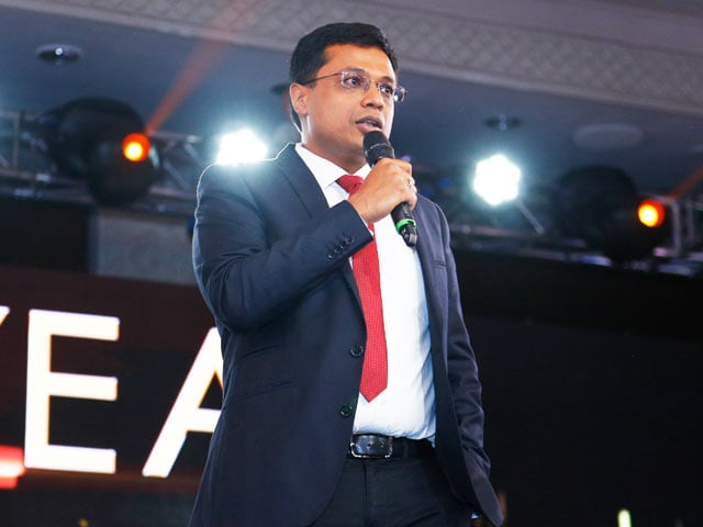 Video : When We Started Out, Nobody Shopped Online, Says Flipkart Founder