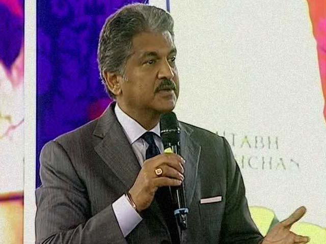 I Should Have Been Chairman of Jaya Bachchan's Fan Club: Anand Mahindra
