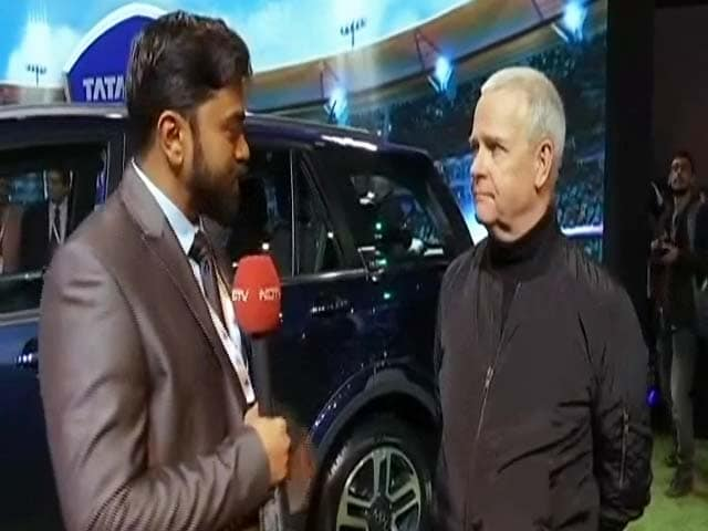 Video : Tim Levertom Throws Light on the Three Upcoming Models From Tata Motors