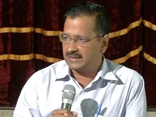 Video : Arvind Kejriwal's Solution To Strike That Has Raised A Stink In Delhi