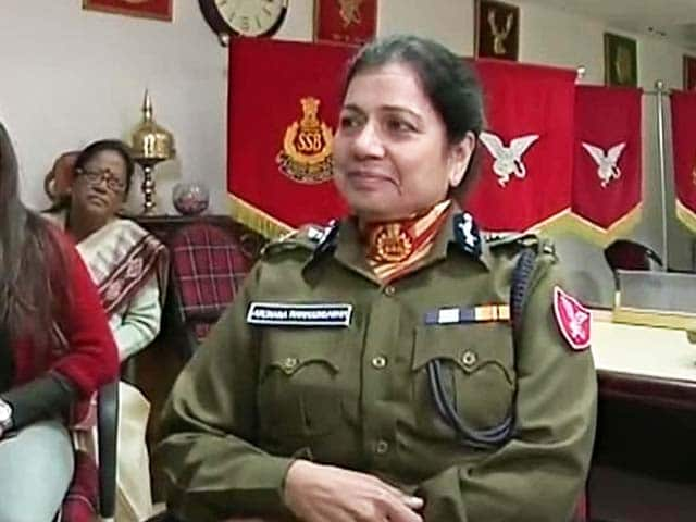 Video : Top Cop Archana Ramasundaram: Busting Myths About Cops