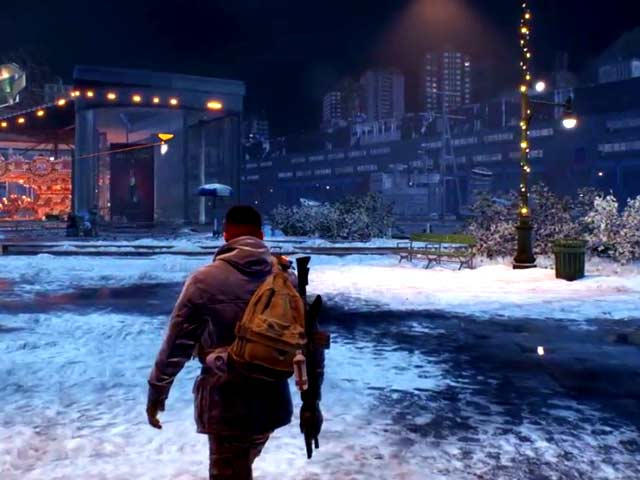 Video : The Division Is Best Played on PC. Here's Why.