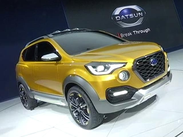 Walkabout: Datsun Go Cross Concept