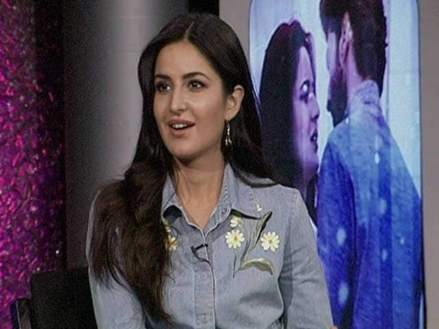 Katrina On Not Refusing Films With Tom Cruise, Brad Pitt