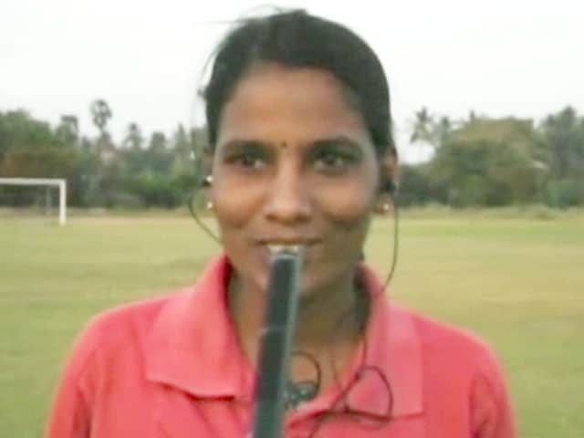 Video : FIFA Referee Rupa Devi Breaks Stereotypes