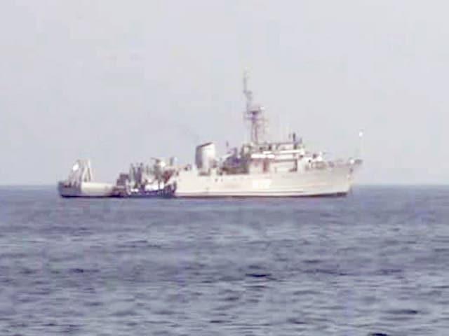 Video : 'इंटरनेशनल नेवल फ्लीट रिव्यू' यानी समंदर में जहाज़ों का मेला