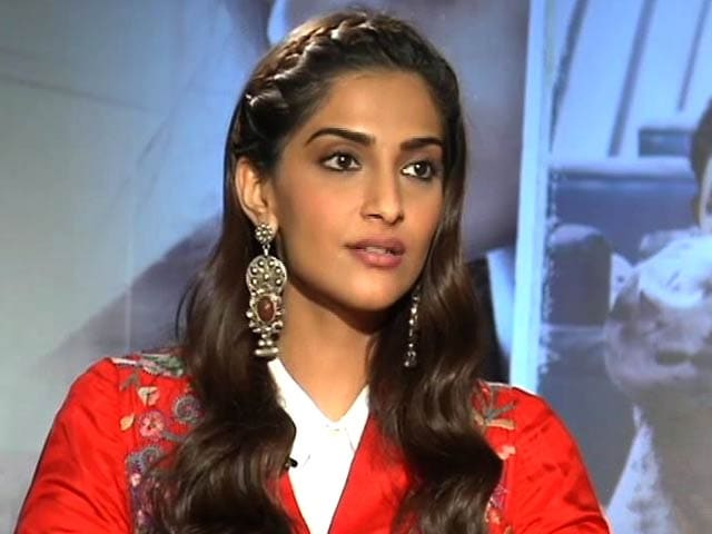 Neerja is Like a Beacon of Hope: Sonam