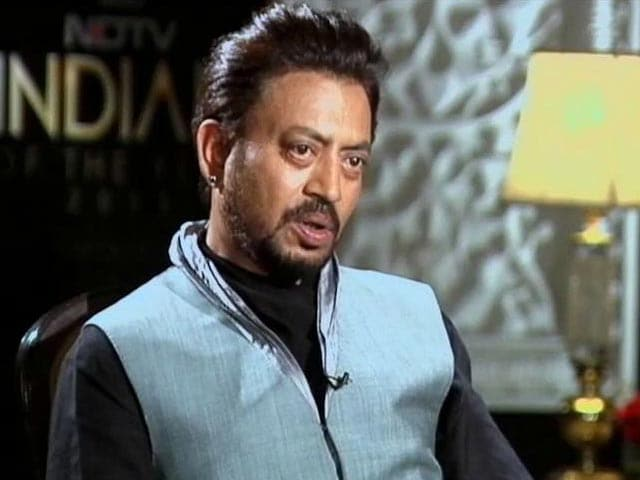 Video : Irrfan Khan on His Ticket to Hollywood