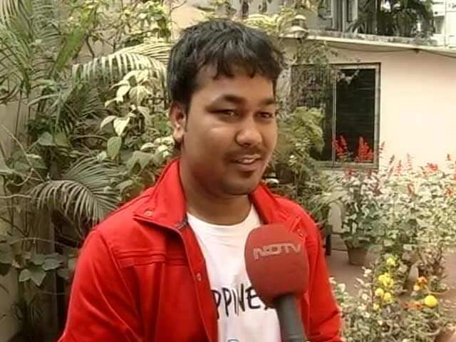 Video : Want To Give Back, Says IIT Student Who Bagged Rs 1-Crore Job