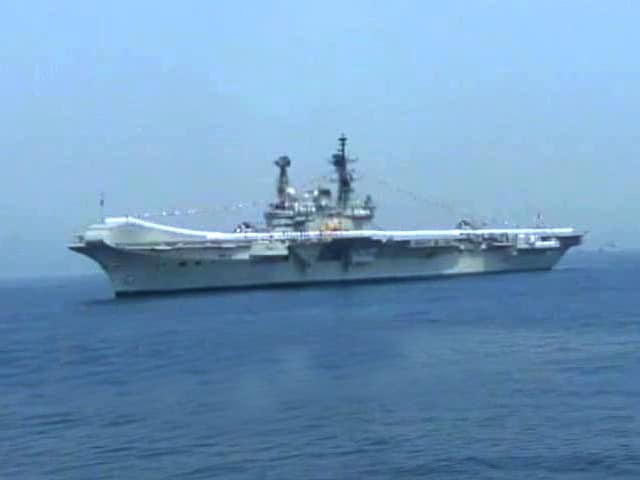 Video : Indian Navy's Fleet Review: Forging Friendships Or Asserting Dominance?
