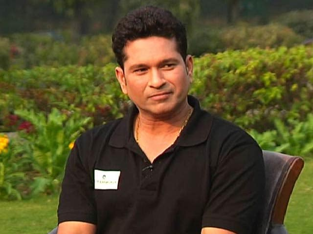 Video : India Have Best Twenty20 Side in The World: Sachin Tendulkar