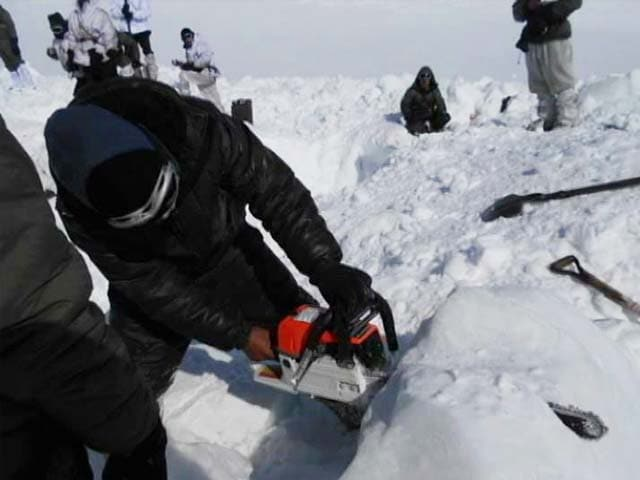 Video : After Siachen Miracle Rescue, Soldier Now In Coma. India Holds Its Breath.
