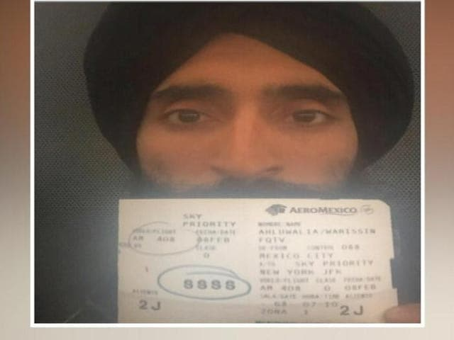 Video : Barred From Flight Over Turban: Indian-American Actor Waris Ahluwalia