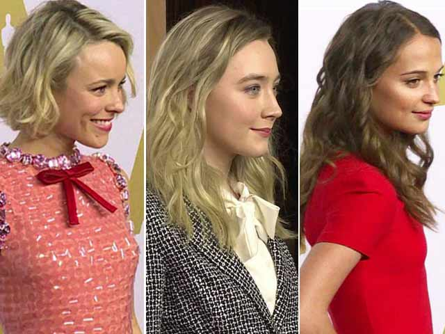Oscar Luncheon: Best Actress Nominees Honoured