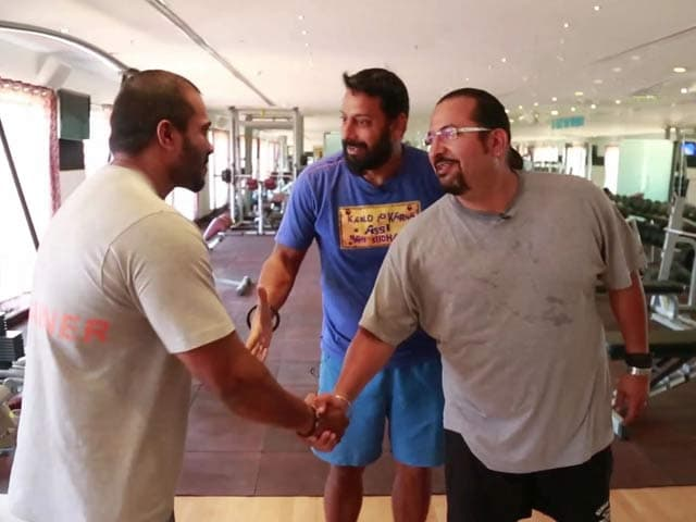 Video : Hitting the Gym for the First Time?