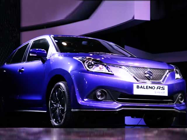 Video : Maruti Vitara Brezza, Ignis Concept, Baleno RS and S-Cross Limited Edition Revealed