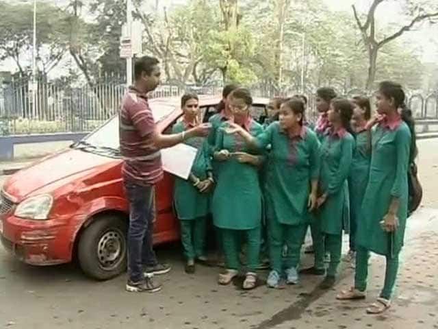 Video : Kolkata's Women Chauffeurs Get Ready To Hit The Road