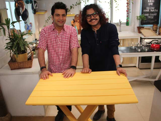 Video : <I>My Yellow Table</I>: Watch the Magic Come Alive in Kunal Kapur's Kitchen