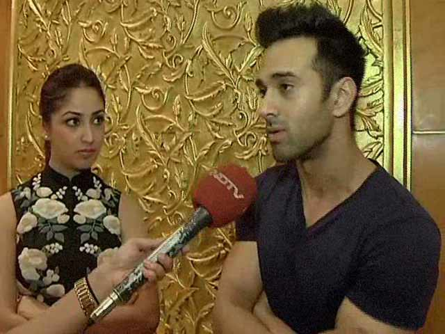 Video : Pulkit Samrat on <i>Sanam Re</i>, <i>Fitoor</i> Clash