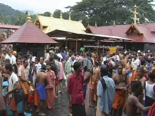 Video : 'Are Women Incapable Of Spirituality?' Supreme Court On Sabarimala Ban