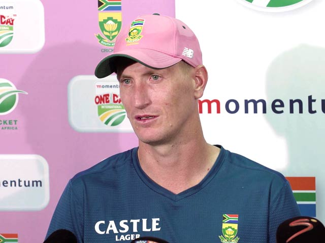 Video : Winning Games For The Country is Always Special: Chris Morris