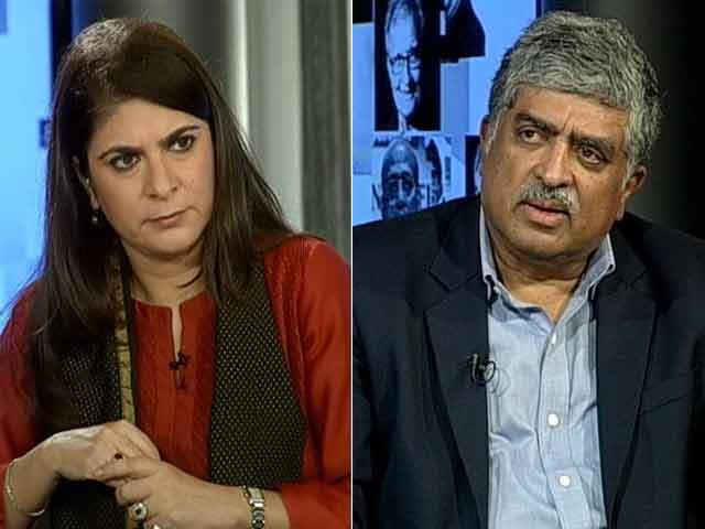 Video : The NDTV Dialogues: Rebooting India With Nandan Nilekani