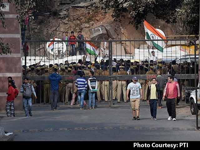 Video : Exposed In Letter, JNU Vice Chancellor's Doublespeak On Police Action