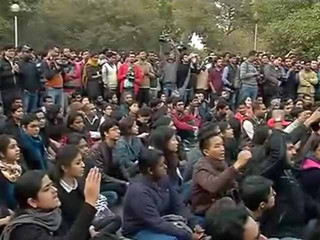 Video : Supreme Court's Help Sought In Punishing Violence At JNU Hearing